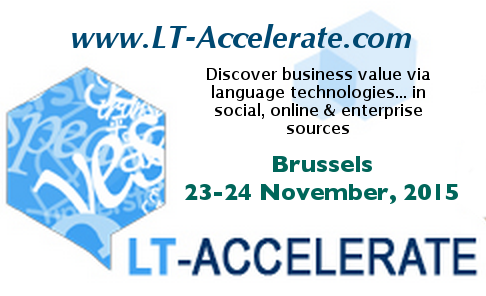 2015 LT-Accelerate conference
