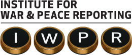 Institute for War and Peace Reporting logo